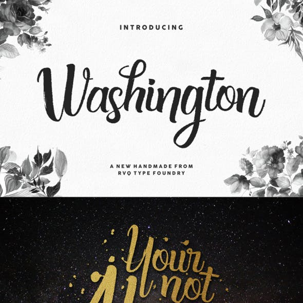 washigton script