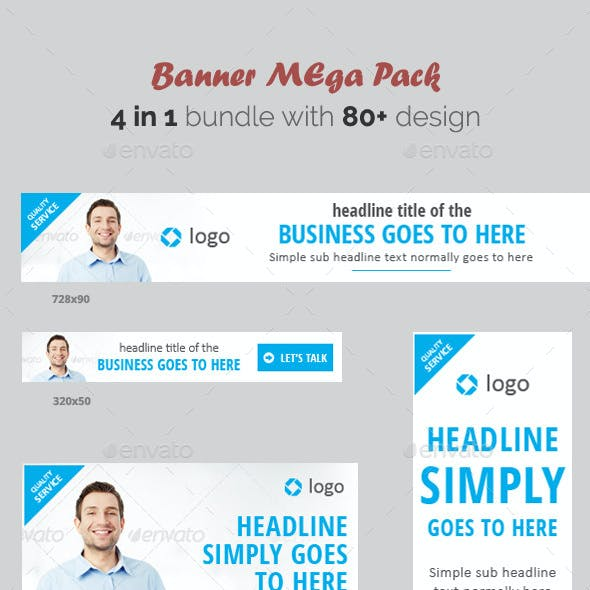 Massive Web Banner Bundle