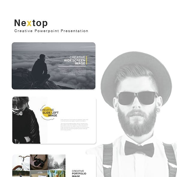 Nextop Powerpoint Presentation