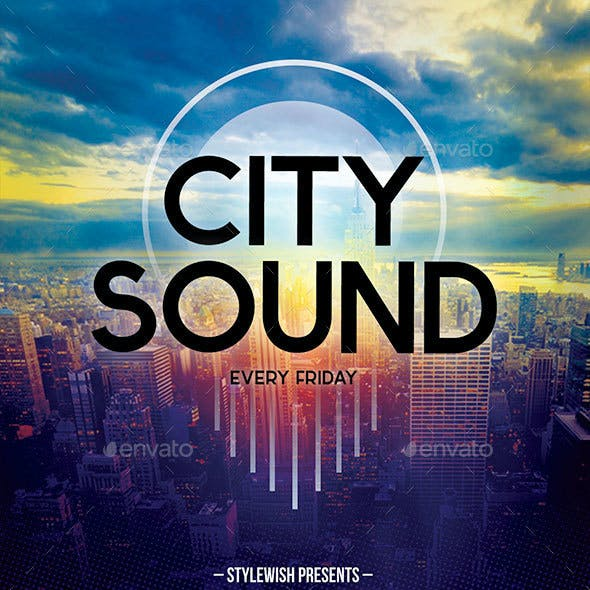 City Sound Flyer
