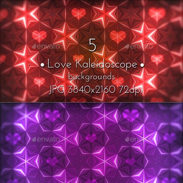 Love Kaleidoscope