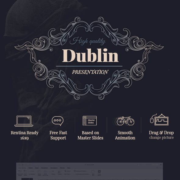 Dublin - Powerpoint Template