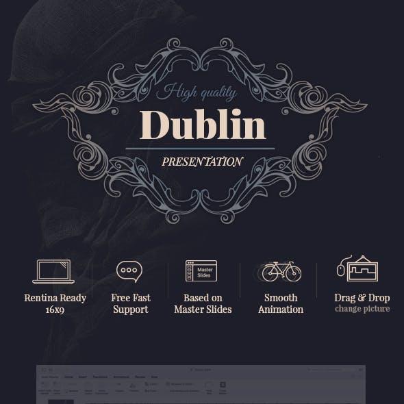 Dublin - Keynote Template