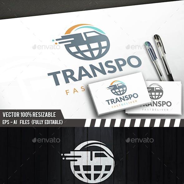 Global Transport Logo