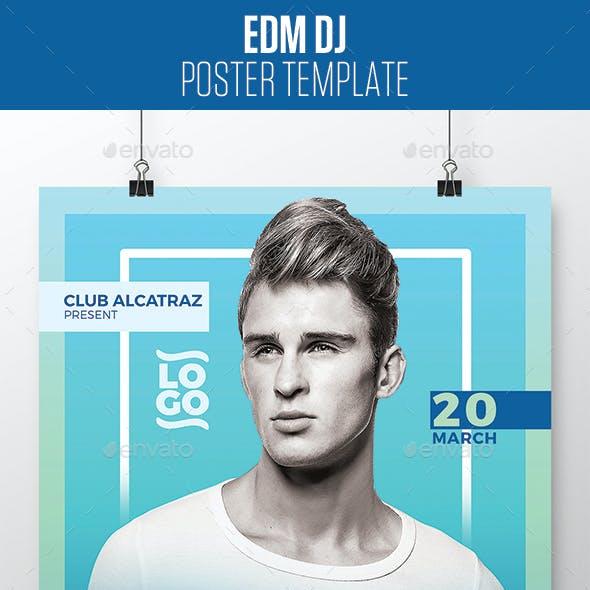 EDM Dj Posters