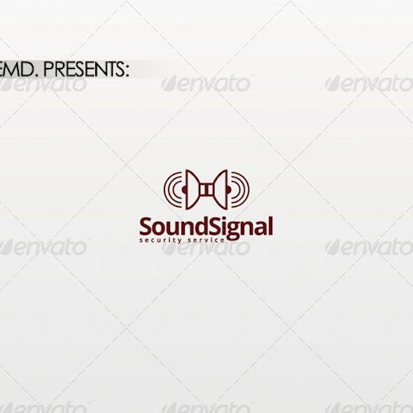 Sound Signal Logo