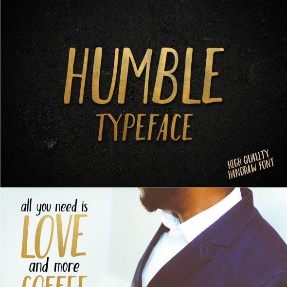 Humble Typeface