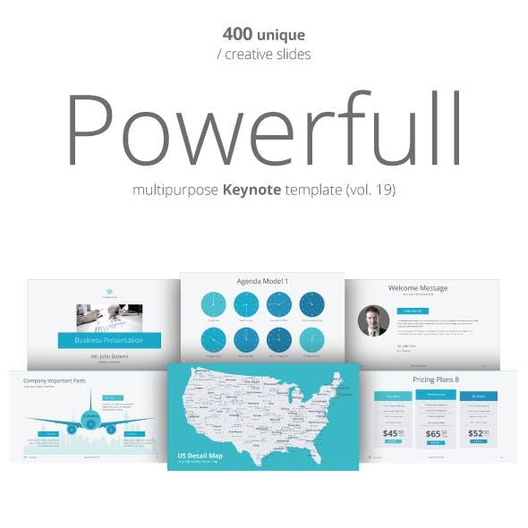 Multipurpose Keynote Presentation (Vol. 19)