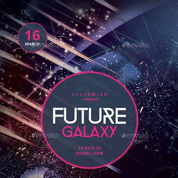 Future Galaxy Flyer