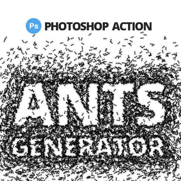 Ants Generator