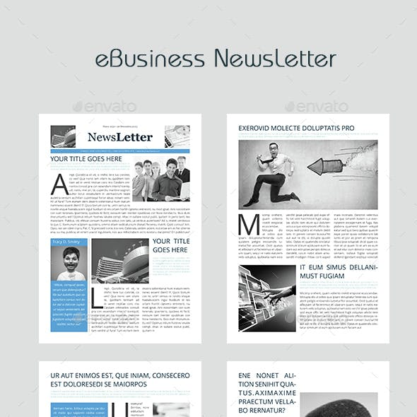 eBusiness NewsLetter