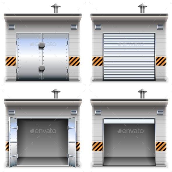 Vector Garages