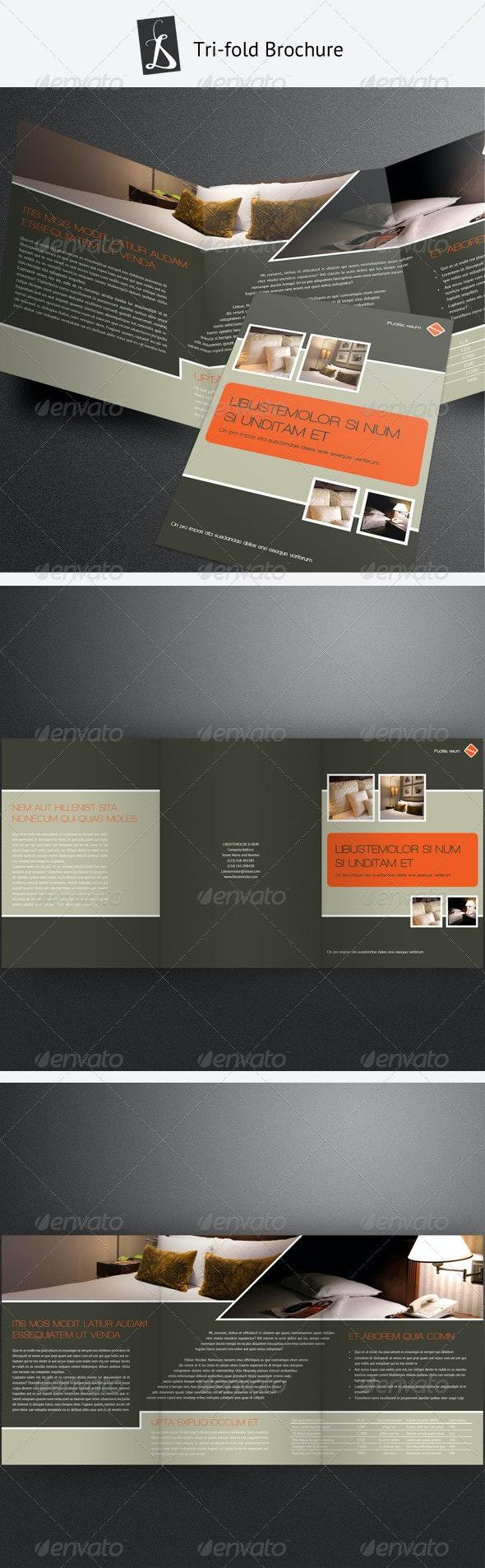 Tri-fold Brochure 6 - Corporate Brochures