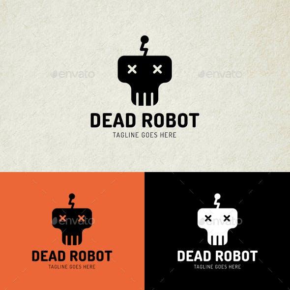 Dead Robot Logo