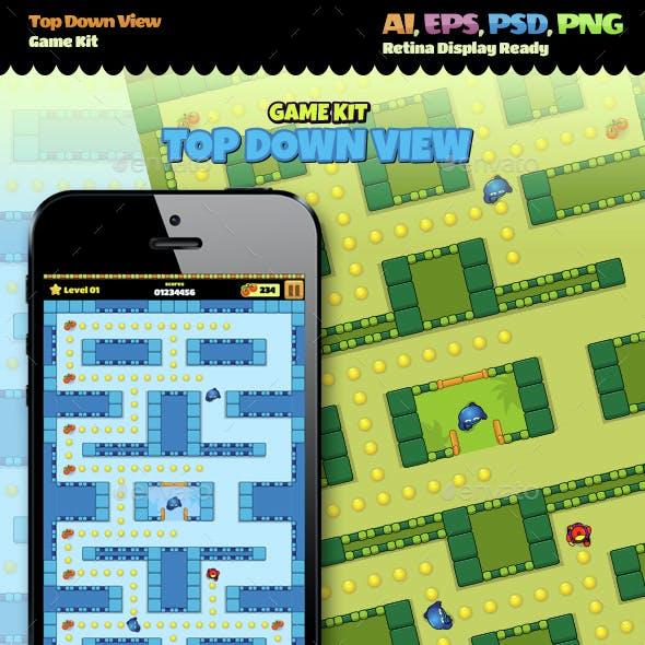 Top Down View Game Kit