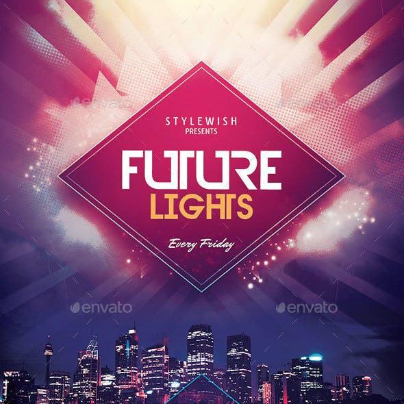 Future Lights Flyer