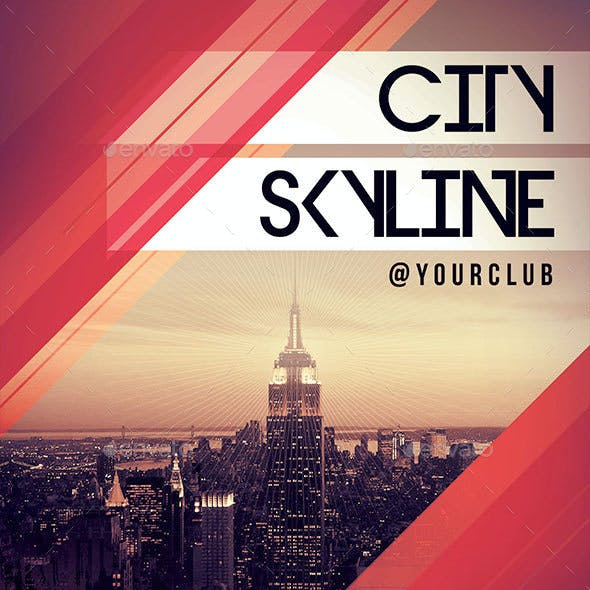 City Skyline Flyer