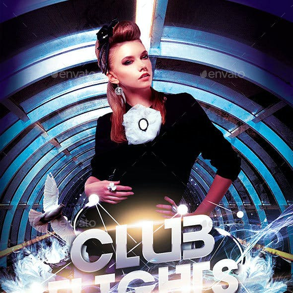 Club Flights Flyer