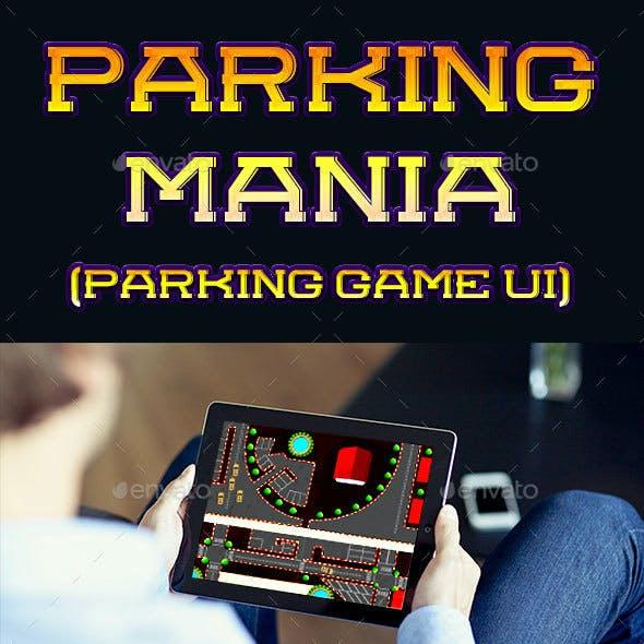 Parking Mania car game