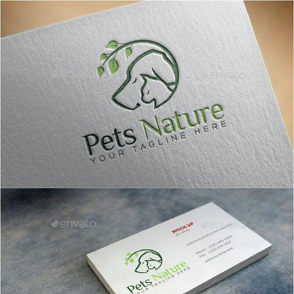 Pet Nature Logo