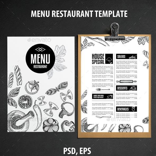 Food Restaurant Template