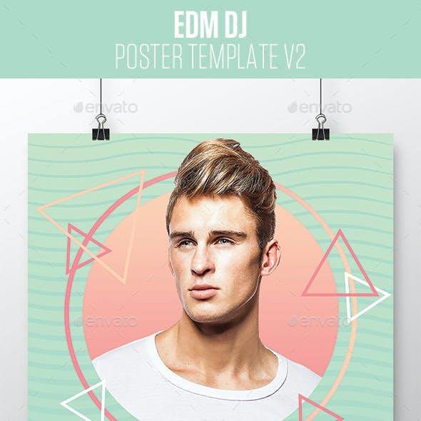 EDM Dj Posters v2