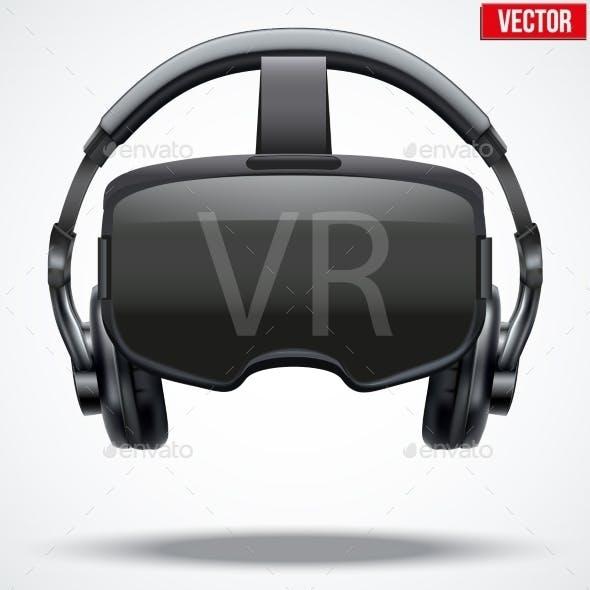 Original 3D VR Headset