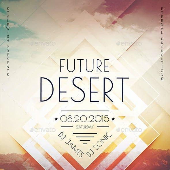 Future Desert Flyer