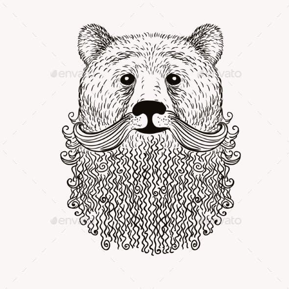 Bear with a Beard