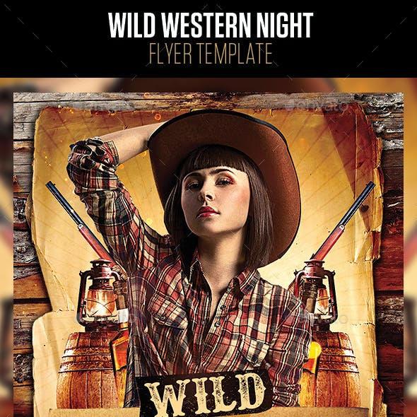 Wild Western Night
