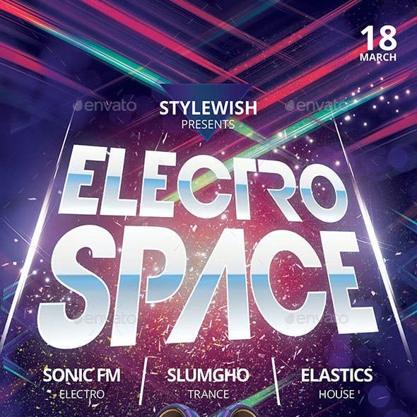 Electro Space Flyer