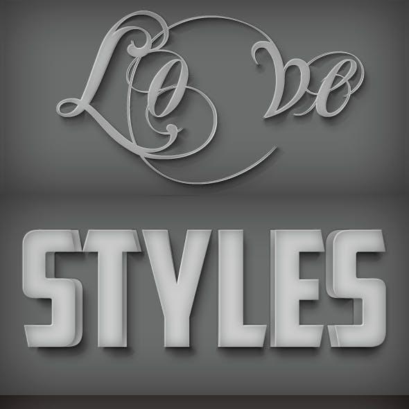 20 Elegant Styles Vol 001