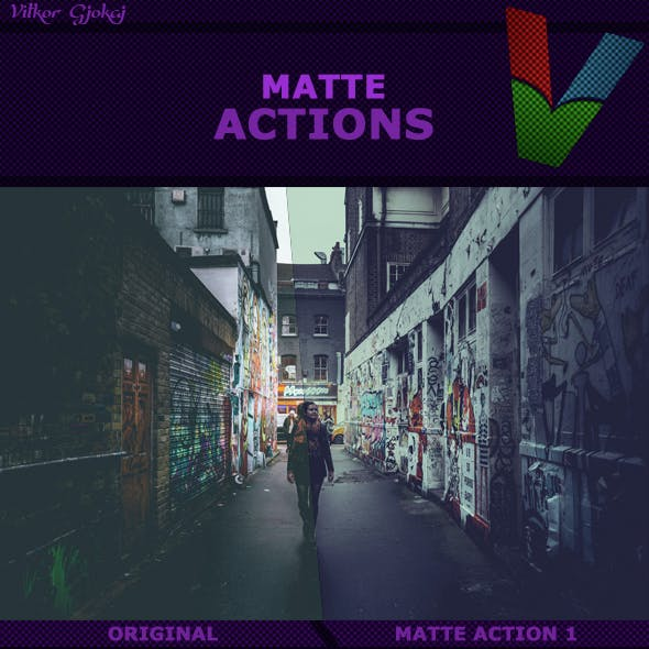Matte Actions I