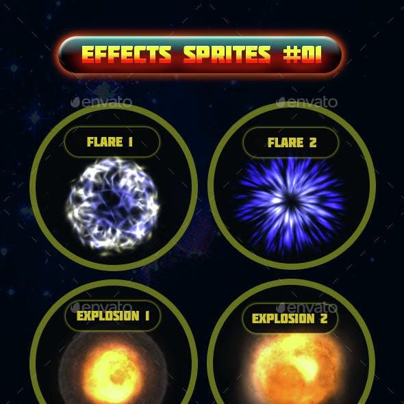 Effects Sprites 001