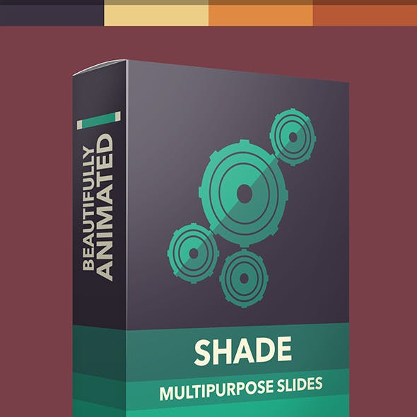 Shade Multipurpose Slides