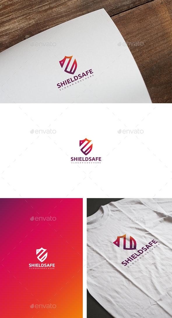 Shield Logo - Abstract Logo Templates