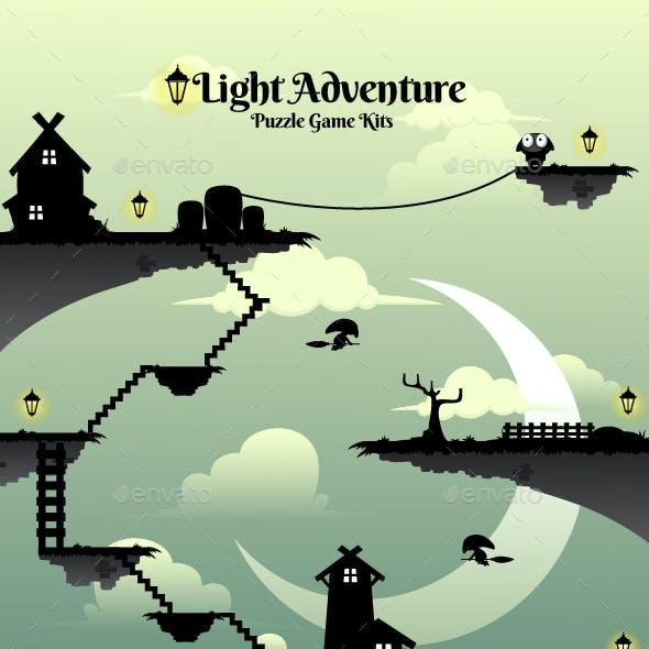 Light Adventure Game