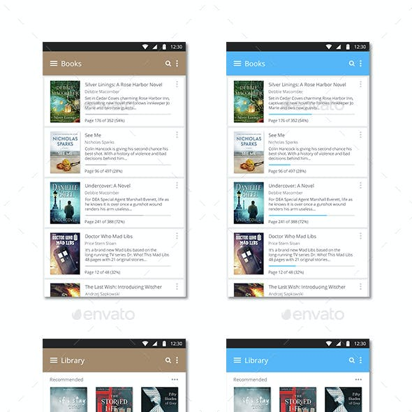 Book Market Android