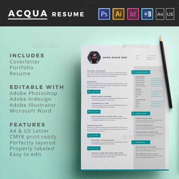 Acqua Resume