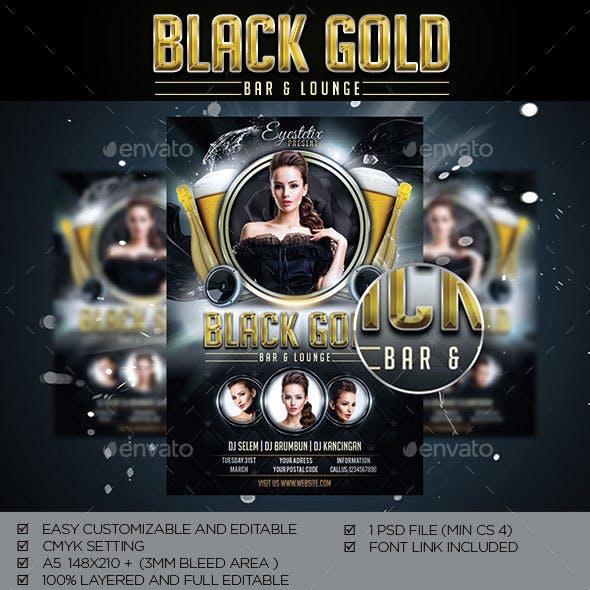 Black Gold Flyer Bar and Lounge