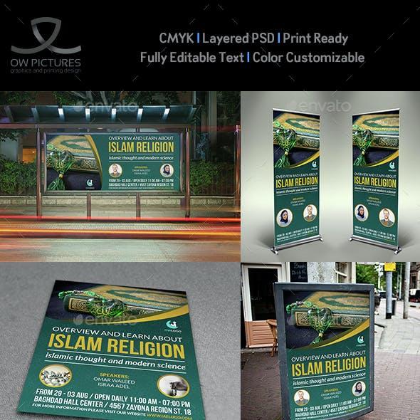 Islamic Advertising Bundle