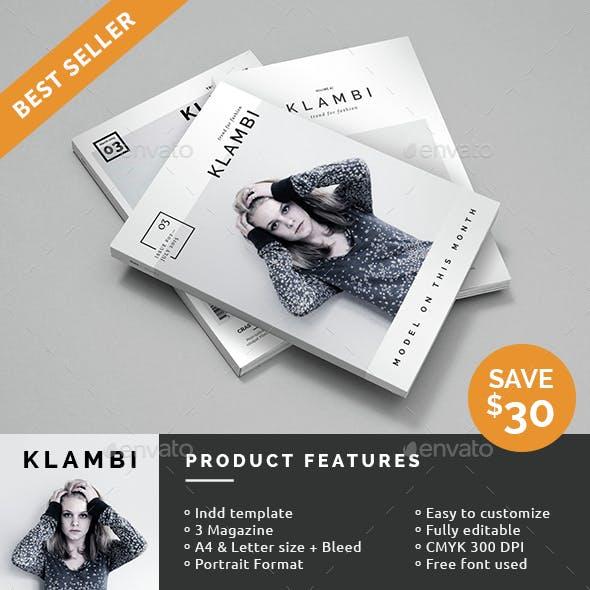 Fashion Magazines Bundle