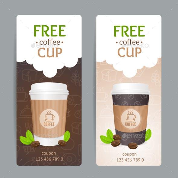 Coffee Coupon Set