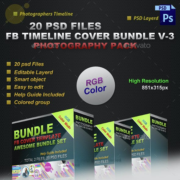 FB Timeline Cover Bundle