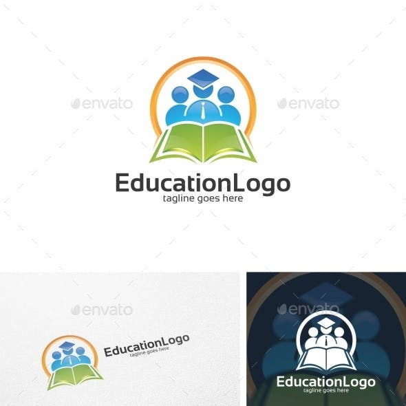 Education Logo - Logo Template