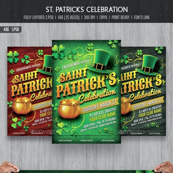 St. Patricks Celebration