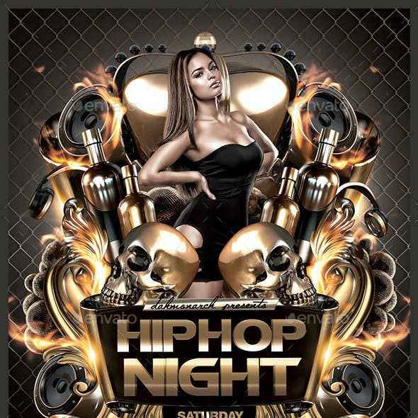 Hiphop Night
