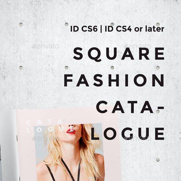 Square Fashion Catalogue