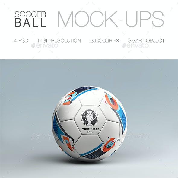 Soccer Ball Mock-up