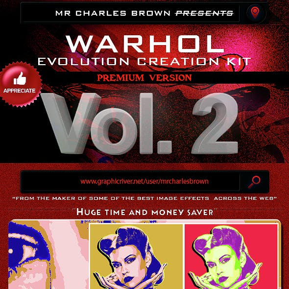 Warhol Evolution Creation Kit v2